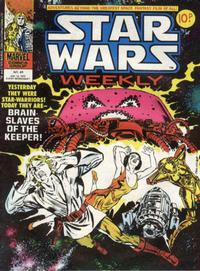 Cover Thumbnail for Star Wars Weekly (Marvel UK, 1978 series) #49