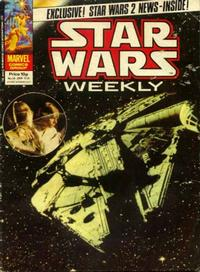 Cover Thumbnail for Star Wars Weekly (Marvel UK, 1978 series) #50