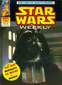 Cover Thumbnail for Star Wars Weekly (Marvel UK, 1978 series) #52