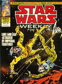 Cover Thumbnail for Star Wars Weekly (Marvel UK, 1978 series) #53