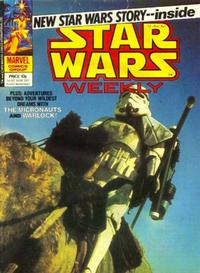 Cover Thumbnail for Star Wars Weekly (Marvel UK, 1978 series) #57