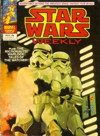 Cover Thumbnail for Star Wars Weekly (Marvel UK, 1978 series) #58
