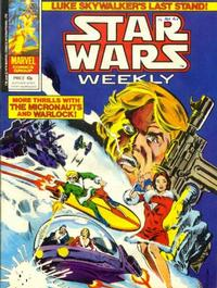 Cover Thumbnail for Star Wars Weekly (Marvel UK, 1978 series) #60