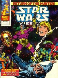 Cover Thumbnail for Star Wars Weekly (Marvel UK, 1978 series) #61