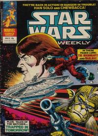 Cover Thumbnail for Star Wars Weekly (Marvel UK, 1978 series) #64