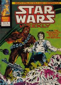 Cover Thumbnail for Star Wars Weekly (Marvel UK, 1978 series) #65