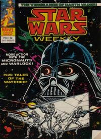 Cover Thumbnail for Star Wars Weekly (Marvel UK, 1978 series) #67