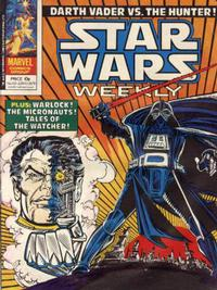 Cover Thumbnail for Star Wars Weekly (Marvel UK, 1978 series) #68