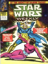 Cover Thumbnail for Star Wars Weekly (Marvel UK, 1978 series) #72
