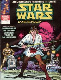 Cover Thumbnail for Star Wars Weekly (Marvel UK, 1978 series) #73