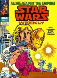 Cover Thumbnail for Star Wars Weekly (Marvel UK, 1978 series) #76