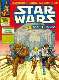 Cover Thumbnail for Star Wars Weekly (Marvel UK, 1978 series) #77