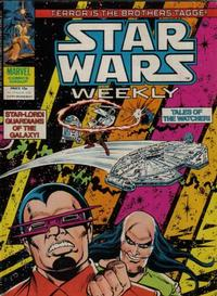 Cover Thumbnail for Star Wars Weekly (Marvel UK, 1978 series) #79