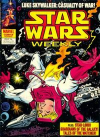 Cover for Star Wars Weekly (Marvel UK, 1978 series) #80
