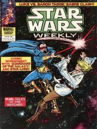 Cover Thumbnail for Star Wars Weekly (Marvel UK, 1978 series) #81