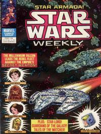 Cover Thumbnail for Star Wars Weekly (Marvel UK, 1978 series) #82