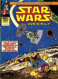 Cover Thumbnail for Star Wars Weekly (Marvel UK, 1978 series) #84