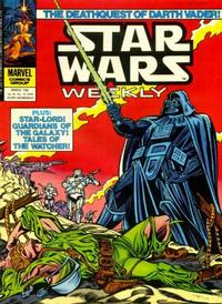 Cover Thumbnail for Star Wars Weekly (Marvel UK, 1978 series) #85