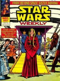 Cover Thumbnail for Star Wars Weekly (Marvel UK, 1978 series) #86