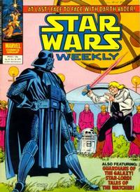 Cover Thumbnail for Star Wars Weekly (Marvel UK, 1978 series) #87