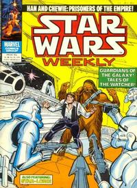 Cover Thumbnail for Star Wars Weekly (Marvel UK, 1978 series) #88