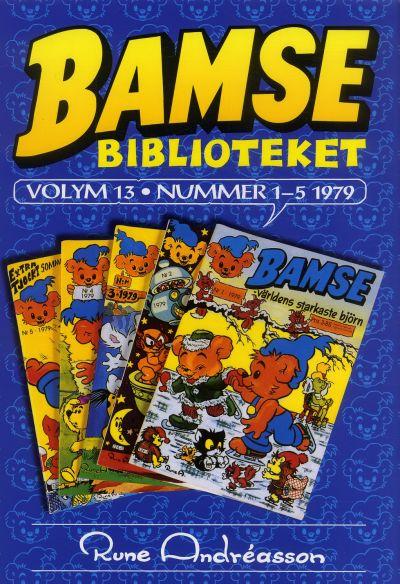 Cover for Bamsebiblioteket (Egmont, 2000 series) #13