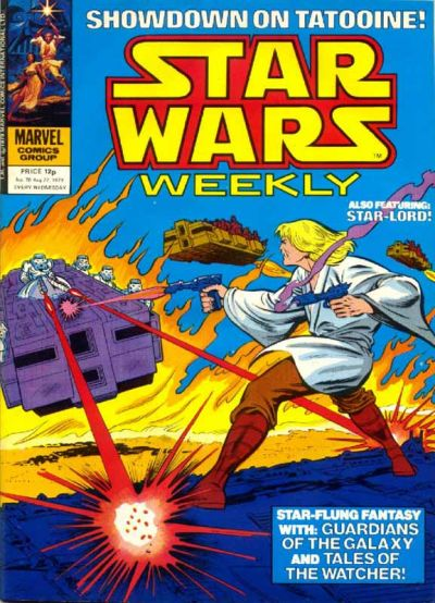 Cover for Star Wars Weekly (Marvel UK, 1978 series) #78