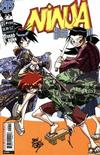 Cover for Ninja High School (Antarctic Press, 1994 series) #154