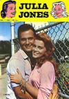 Cover for Julia Jones (Serieforlaget / Se-Bladene / Stabenfeldt, 1963 series) #1/1963