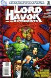 Cover for Countdown Presents: Lord Havok & the Extremists (DC, 2007 series) #2