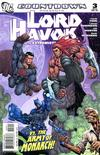 Cover for Countdown Presents: Lord Havok & the Extremists (DC, 2007 series) #3