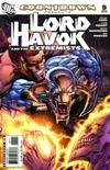 Cover for Countdown Presents: Lord Havok & the Extremists (DC, 2007 series) #5