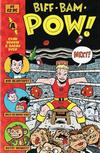 Cover for Biff Bam Pow! (Slave Labor, 2007 series) #1