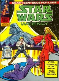 Cover Thumbnail for Star Wars Weekly (Marvel UK, 1978 series) #89