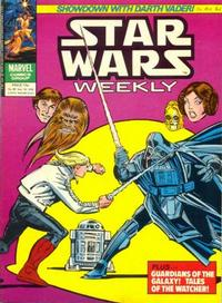 Cover Thumbnail for Star Wars Weekly (Marvel UK, 1978 series) #90