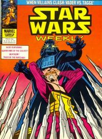 Cover Thumbnail for Star Wars Weekly (Marvel UK, 1978 series) #92