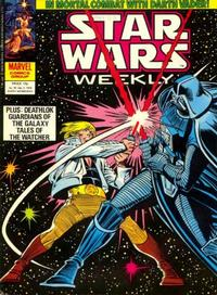 Cover Thumbnail for Star Wars Weekly (Marvel UK, 1978 series) #93