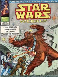 Cover Thumbnail for Star Wars Weekly (Marvel UK, 1978 series) #94