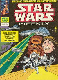 Cover Thumbnail for Star Wars Weekly (Marvel UK, 1978 series) #96