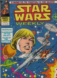 Cover Thumbnail for Star Wars Weekly (Marvel UK, 1978 series) #98