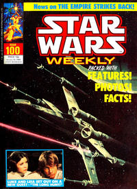 Cover Thumbnail for Star Wars Weekly (Marvel UK, 1978 series) #100