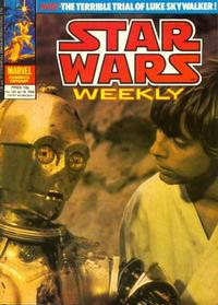 Cover Thumbnail for Star Wars Weekly (Marvel UK, 1978 series) #101