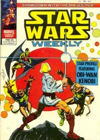 Cover Thumbnail for Star Wars Weekly (Marvel UK, 1978 series) #103