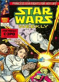 Cover Thumbnail for Star Wars Weekly (Marvel UK, 1978 series) #105
