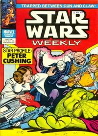 Cover Thumbnail for Star Wars Weekly (Marvel UK, 1978 series) #106