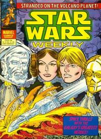 Cover Thumbnail for Star Wars Weekly (Marvel UK, 1978 series) #109