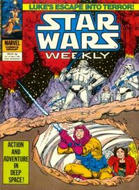 Cover Thumbnail for Star Wars Weekly (Marvel UK, 1978 series) #110