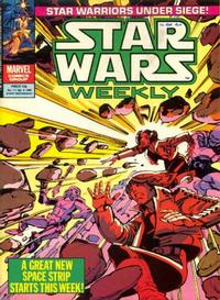 Cover Thumbnail for Star Wars Weekly (Marvel UK, 1978 series) #111
