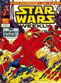 Cover Thumbnail for Star Wars Weekly (Marvel UK, 1978 series) #115