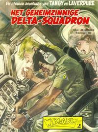 Cover Thumbnail for Wham! Album (Harko Magazines, 1979 series) #2 - Tangy en Laverdure: Het geheimzinnige Delta-Squadron